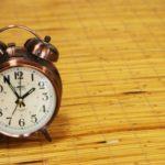 体内時計を把握して仕事や勉強の効率をあげる方法