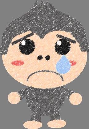 なかよしパンジー (泣き