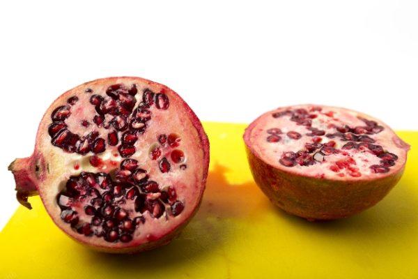 切られた果物