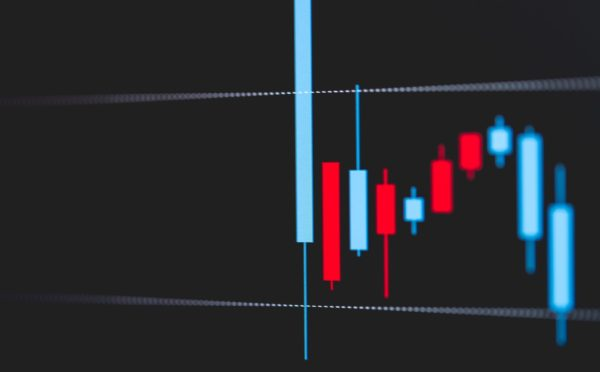株のチャート