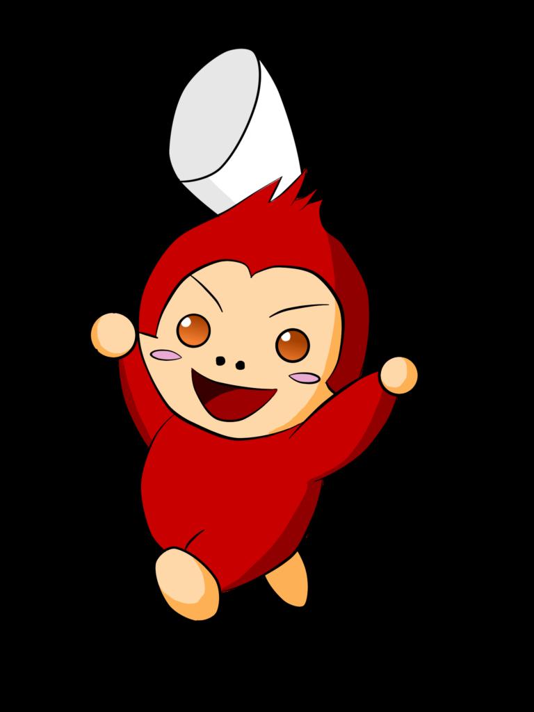 赤パンジー