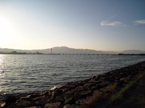 琵琶湖周辺