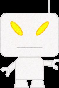 ロボット怒り