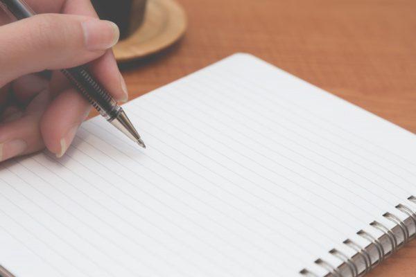 紙とノート
